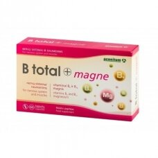 B total + magne kaps. N60