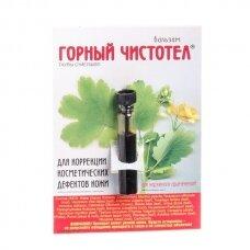 Balzamas odos priežiurai Gornyj Čistotel (1,2 ml)
