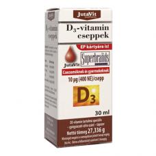 D Vitaminas lašai 30ml