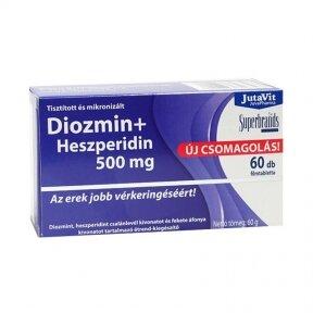 "Diosmin + Hesperidin 60tab. ""JutaVit"""