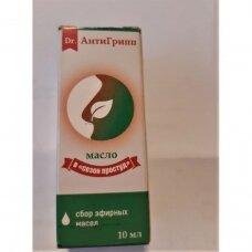 Dr. AntiGripp eterinis aliejus 10 ml.