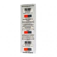 Gintaro rūgštis (succinic acid) 0,5g. N10