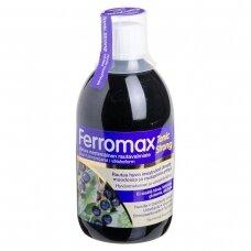 FERROMAX TONIC STRONG, tirpalas, 500 ml ( HANKINTATUKKU)