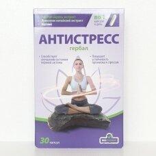 Herbal AntiStress 30 kapsulių.