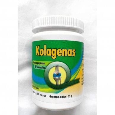 Kolagenas 300 mg. kp. N67