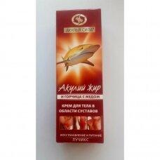 Kūno kremas Akulij žir garstyčios/medus 75 ml.