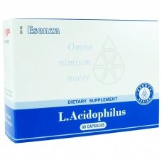 L. Acidophilus N60 Santegra maisto papildas