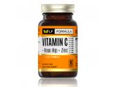 LF Formula Vitamin C + Erškėtis + Cinkas kaps.N90