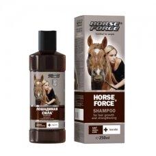 Lošadinaja Sila stiprinantis šampūnas 500 ml.
