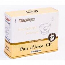 Maisto papildas Pau d'Arco GP . Santegra N30