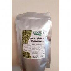 Malta žalia kava su kardamonu 400 g.