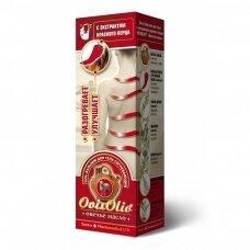 """OVIS OLIO Kosmetinis gelis kūnui su raudonųjų pipirų ekstraktu """"Avių aliejus"""", 70 g"""
