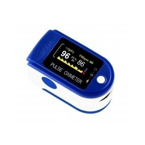 Pulsoksimetras Fingertip pulse Oximeter