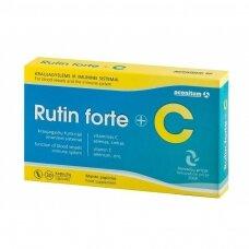 RUTIN FORTE, 30 kapsulių
