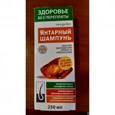 Šampūnas JANTARNIJ 250 ml.
