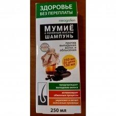 Šampūnas MUMIO 250 ml.