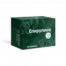 Vitamir Spirulina 500 mg, 60 tabl.