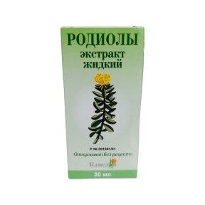 Zolotoj koren (Radiola) etanolinis ekstraktas 30 ml.